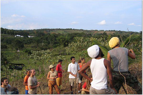 IV Permangola: IV Reunião  Agropercologica