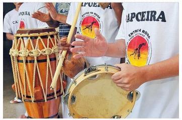 Capoeira reduz conflitos entre internos no DF