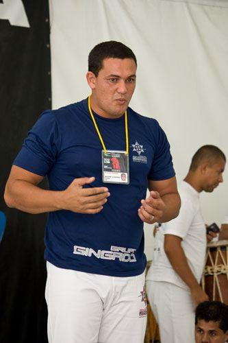 Portal Capoeira Nota de Falecimento: Mestrando Léo Bombeiro Notícias - Atualidades
