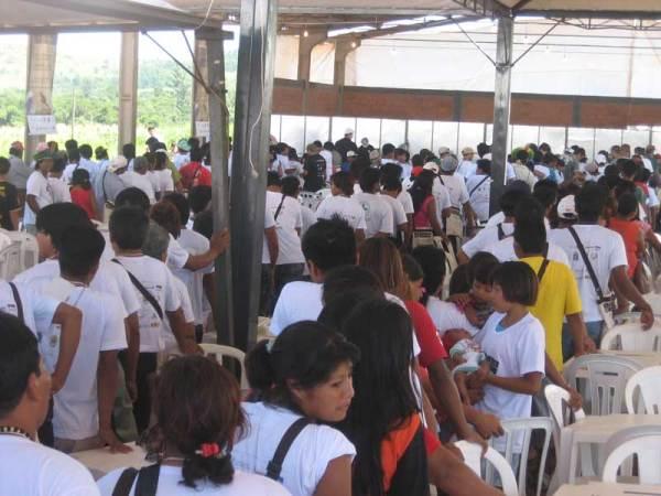 Portal Capoeira Encontro dos Povos Guarani da América do Sul Cultura e Cidadania