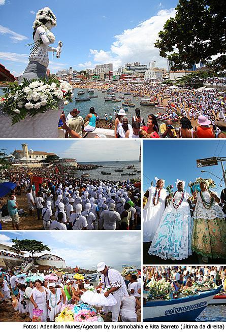 Portal Capoeira Salvador: Dia de Iemanjá, Rainha do Mar, deve reunir mais de 400 mil pessoas Cultura e Cidadania