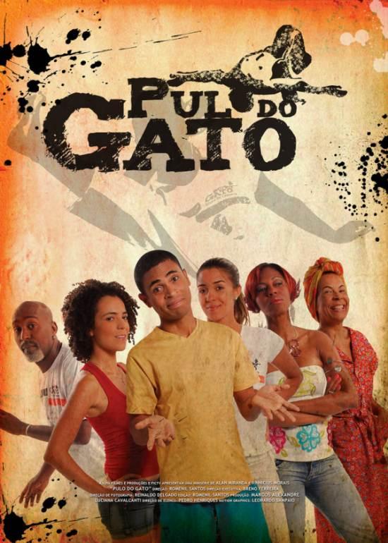 """Portal Capoeira TV Brasil: Estréia """"Pulo do Gato"""" Curiosidades"""