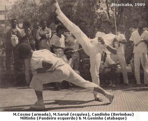 Portal Capoeira Piracicaba: 9º Encontro de culturas negras e 2º Seminário de Capoeira Notícias - Atualidades