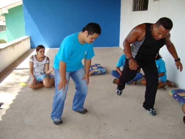 Ceará: Capoeira é usada para a inclusão social