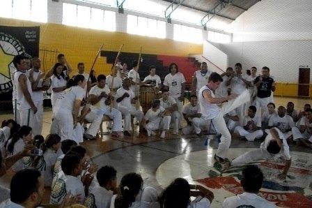 Portal Capoeira Aconteceu: Capoeira Ginga Arandu Eventos - Agenda