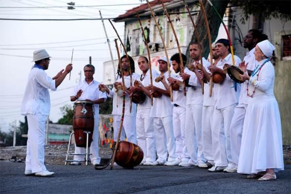 Portal Capoeira Lançamento do 1º CD da Orquestra de Berimbaus do Morro do Querosene Eventos - Agenda