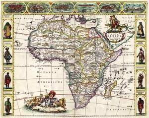 África por ela mesma