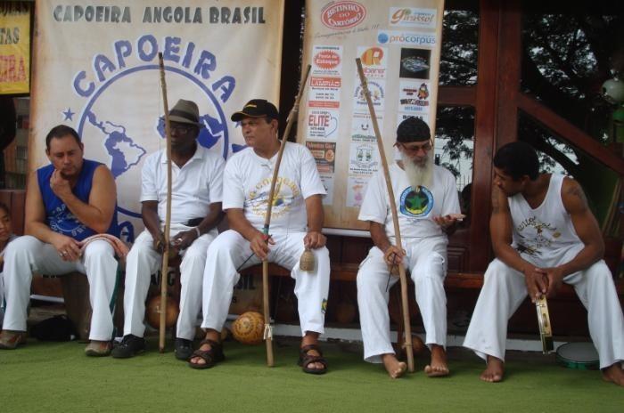 Portal Capoeira Aconteceu: Encontro Cultural Capoeira Angola Brasil Eventos - Agenda