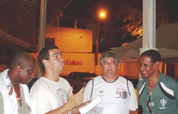 Portal Capoeira Literatura de Cordel: Bloco Cacique de Ramos Cultura e Cidadania