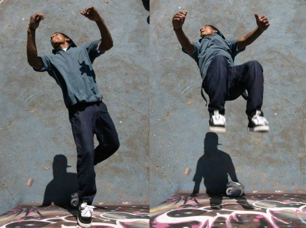 Portal Capoeira Não tem pra ninguém no break Curiosidades