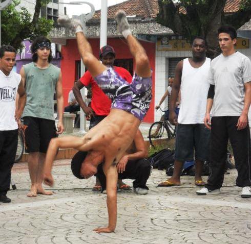 Portal Capoeira Cubatão: Projeto Ágora - Arte na Praça Cultura e Cidadania