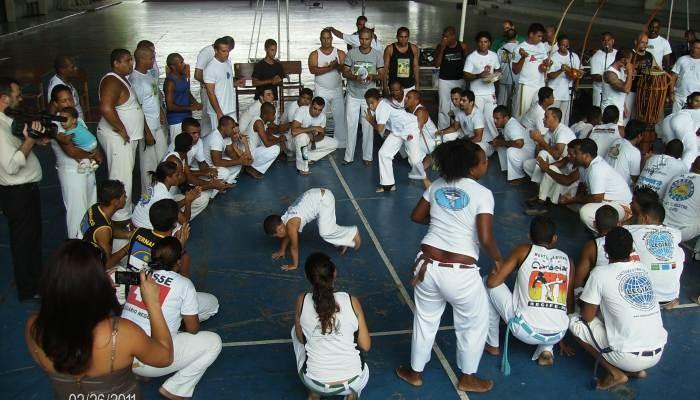 Portal Capoeira Pernambuco: X Encontro Internacional, Batizado e Troca de Cordas da Associação Capoeira Interação Eventos - Agenda