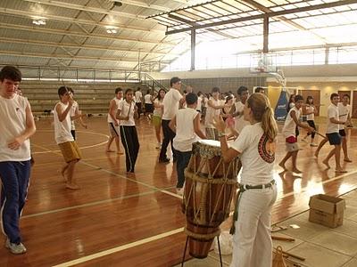 Portal Capoeira Laboratórios de Capoeira e Cultura Popular gratuitos no Teatro Escola SESC Eventos - Agenda