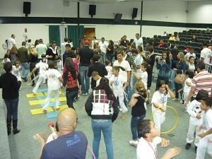 Portal Capoeira Aconteceu: Festival Infantil Abadá-Capoeira 2011 Cidadania