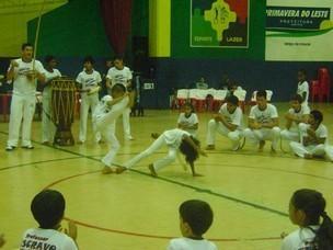 Portal Capoeira Campeonato Mato-grossense de Capoeira Eventos - Agenda