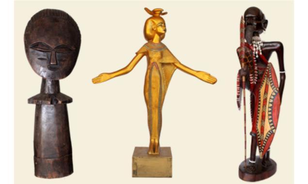 Portal Capoeira Palmares promove exposição de arte africana Cultura e Cidadania