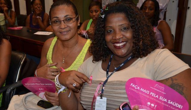 """Portal Capoeira Secretária de Políticas para Mulheres destaca o """"Outubro Rosa"""" Cultura e Cidadania"""