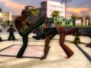 Portal Capoeira Jogo de luta inspirado na capoeira será lançado para PC Curiosidades