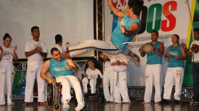 Portal Capoeira Santos: Capoeira Inclusiva Eventos - Agenda