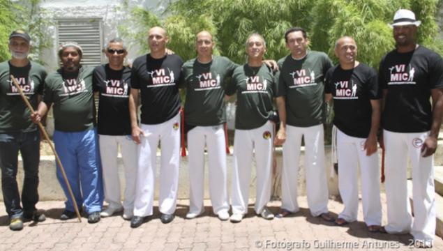 Portal Capoeira Florianópolis: VI Mosaico Integrando de Capoeira Eventos - Agenda