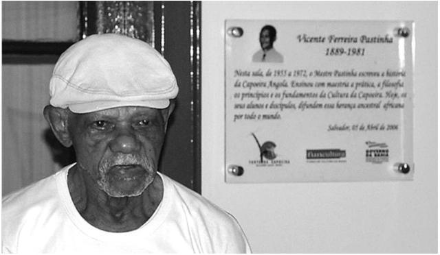 Portal Capoeira Nota de Falecimento: Mestre João Pequeno de Pastinha Notícias - Atualidades