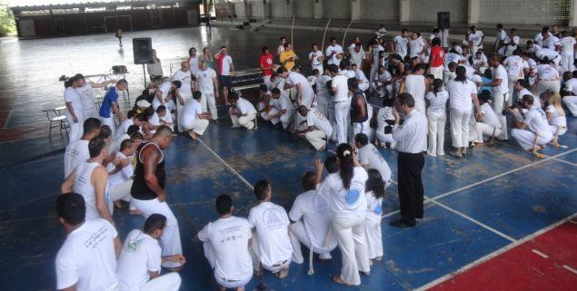 Portal Capoeira Aconteceu: XI Encontro Internacional da Associação Capoeira Interação Eventos - Agenda