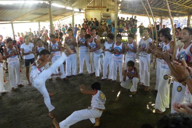 Portal Capoeira Aconteceu: Capoeira na Aldeia Cardoso Eventos - Agenda
