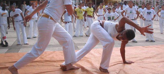 Portal Capoeira Mulher e a Capoeira foi tema de evento no Centro de Criatividade Capoeira Mulheres