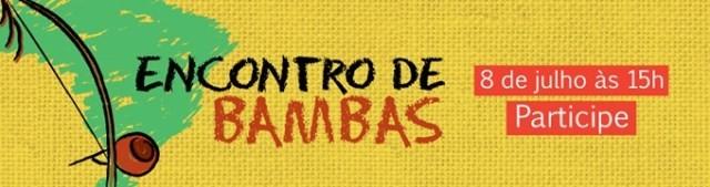Escola Marista Santa Marta: I Encontro de Bambas da Capoeira