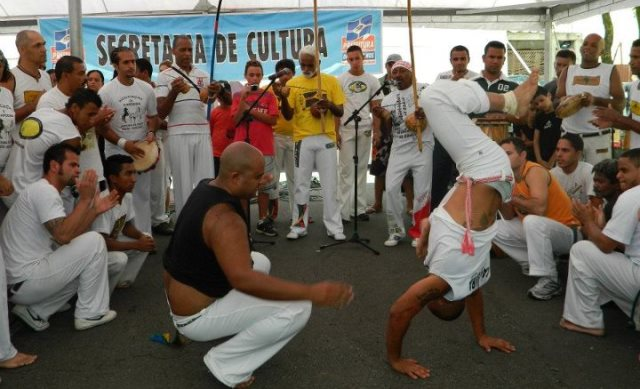Portal Capoeira Dia da Capoeira: Berimbau rola solto no bairros de São Paulo e em Guarulhos Notícias - Atualidades