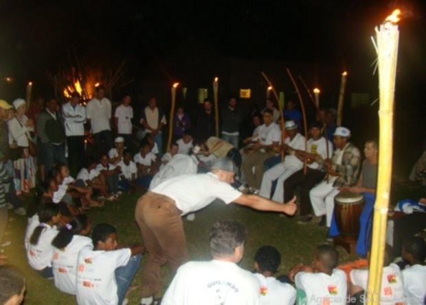 Portal Capoeira Festa de capoeira no Vale do Ribeira fortalece cultura quilombola Eventos - Agenda