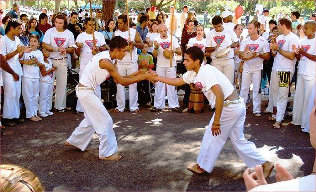 """Portal Capoeira Capoeiristas do Projeto """"Semeadores da Paz"""", de Jacareí participam de mostra internacional Notícias - Atualidades"""