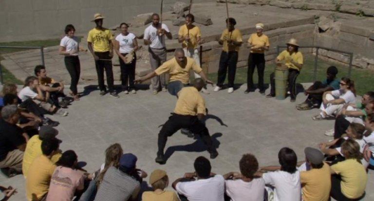 Portal Capoeira RJ: Capoeira volta ao Valongo Notícias - Atualidades