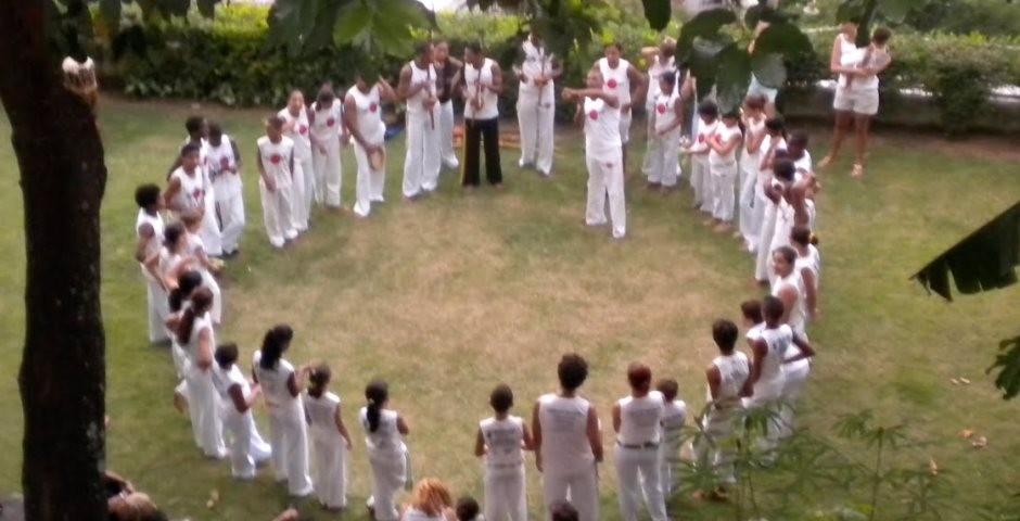Portal Capoeira A Roda de Capoeira como patrimônio imaterial da humanidade Notícias - Atualidades