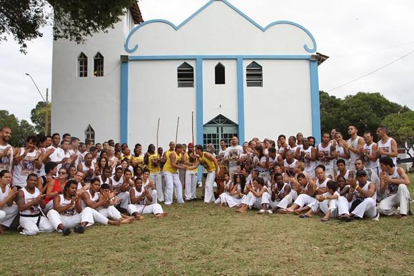 Portal Capoeira Encontro internacional de capoeira emociona Itaúnas Eventos - Agenda