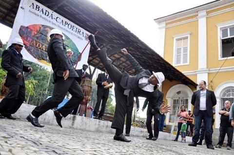 Portal Capoeira 1ª Semana de Integração Cultural Internacional de Capoeira Eventos - Agenda