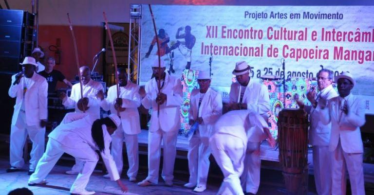 Portal Capoeira Bahia: Revolta dos Búzios é inspiração de CD de capoeira Musicalidade