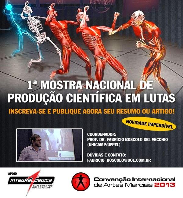 Portal Capoeira I Mostra Nacional de Produção Científica em Lutas Curiosidades