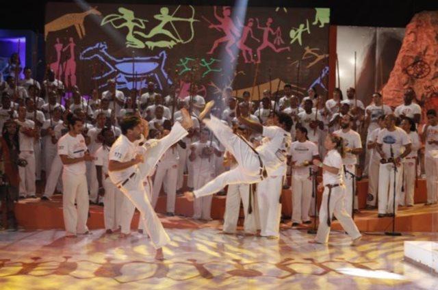 """Portal Capoeira TV Globo: """"Esquenta!"""" tem Capoeira Curiosidades"""