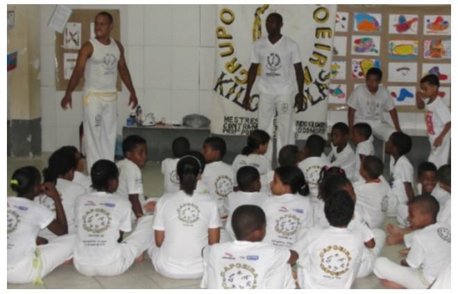 Portal Capoeira Bahia - Histórias de Resistência: Mestre de capoeira enfrenta desafios para preservar herança africana Notícias - Atualidades