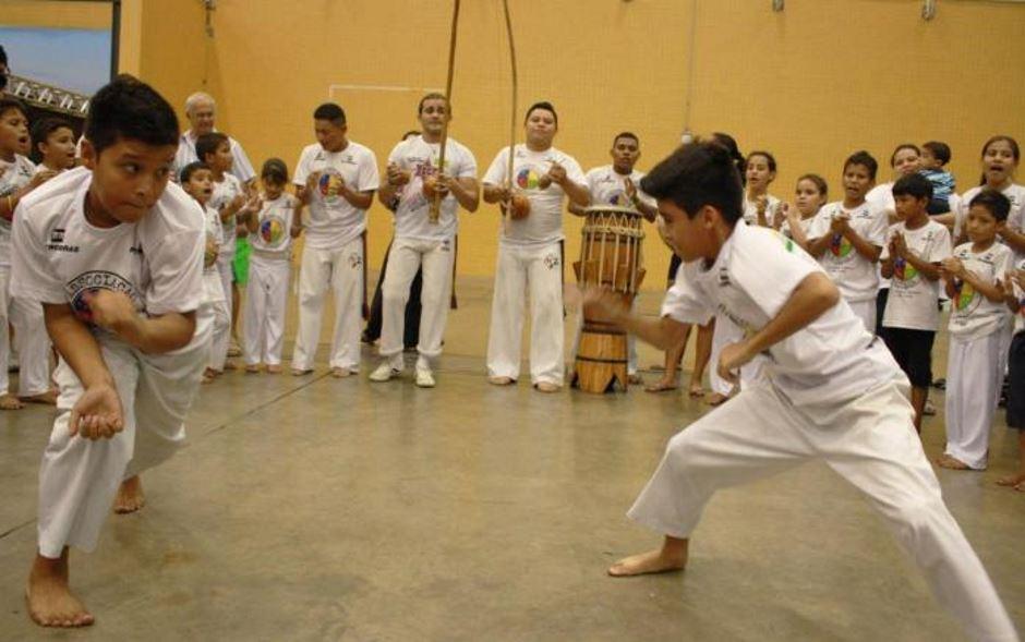 Portal Capoeira Aconteceu: batizado de capoeira no Ponto de Cultura Batukada Eventos - Agenda