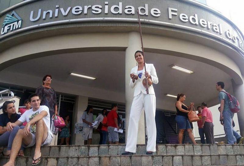 """Beleza e Feminilidade na """"Roda de Saberes"""" em Uberaba"""