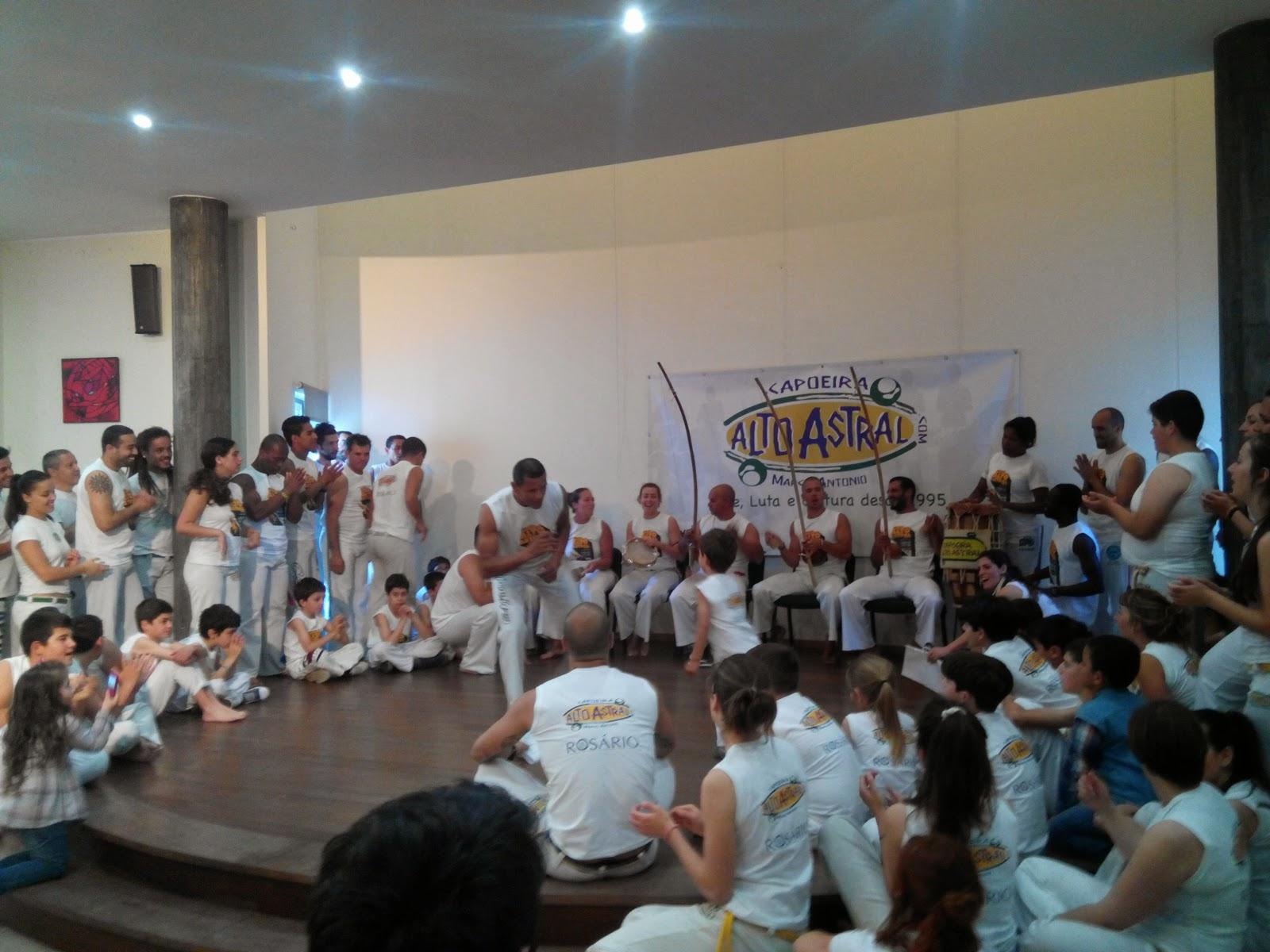 Capoeira Alto Astral