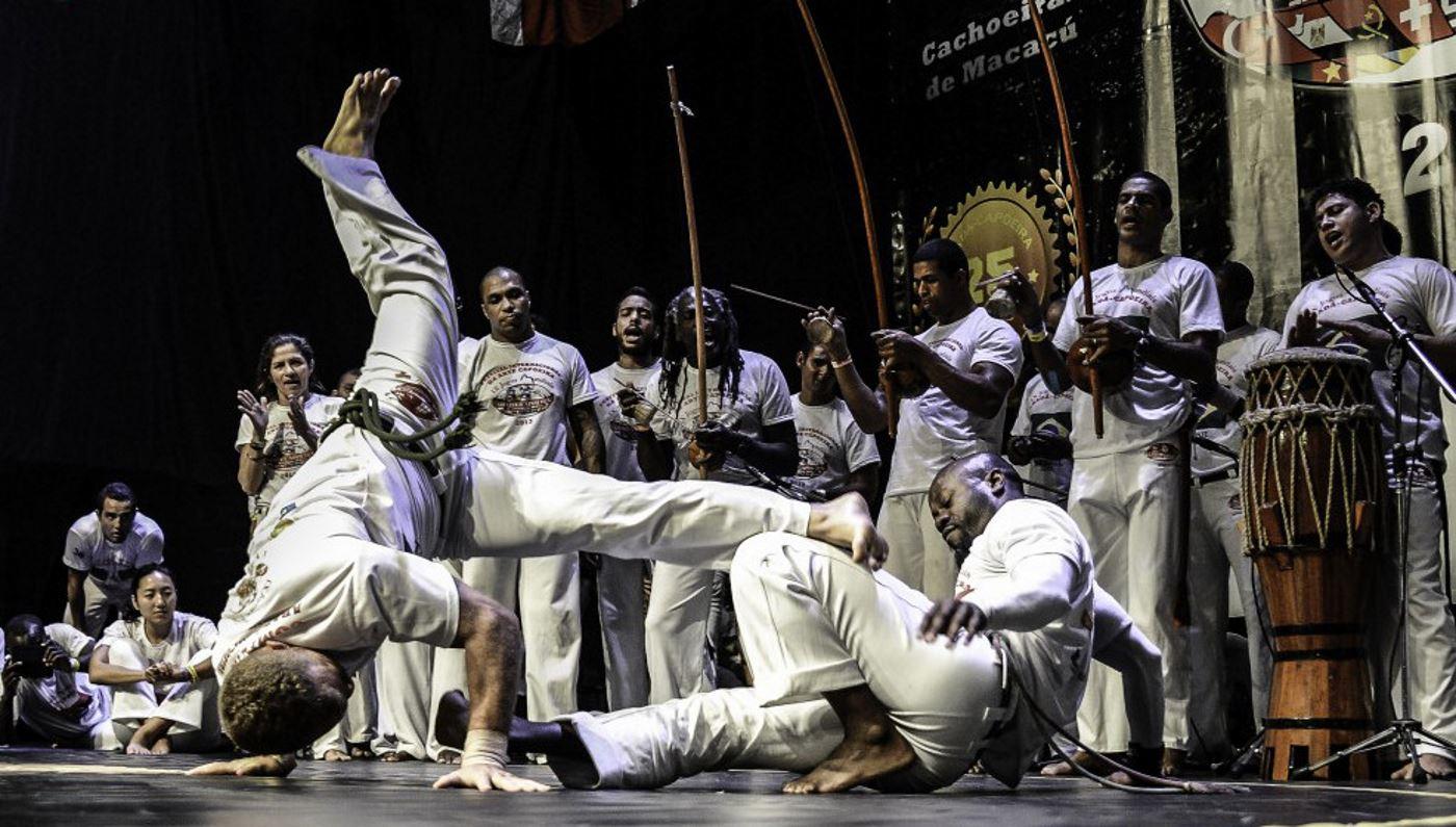 Portal Capoeira Brasil participa de projeto da UNESCO sobre jogos de comunidades tradicionais Notícias - Atualidades