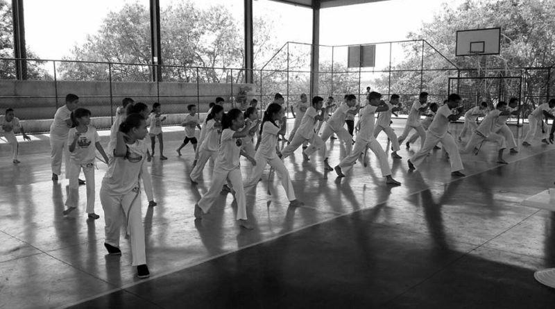 Presidente Prudente: Oficinas de Capoeira em praças da juventude e em polos