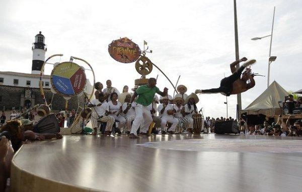 Baiano Lucas Ferreira, o Ratto, vence O Red Bull Paranauê Notícias - Atualidades Portal Capoeira 1