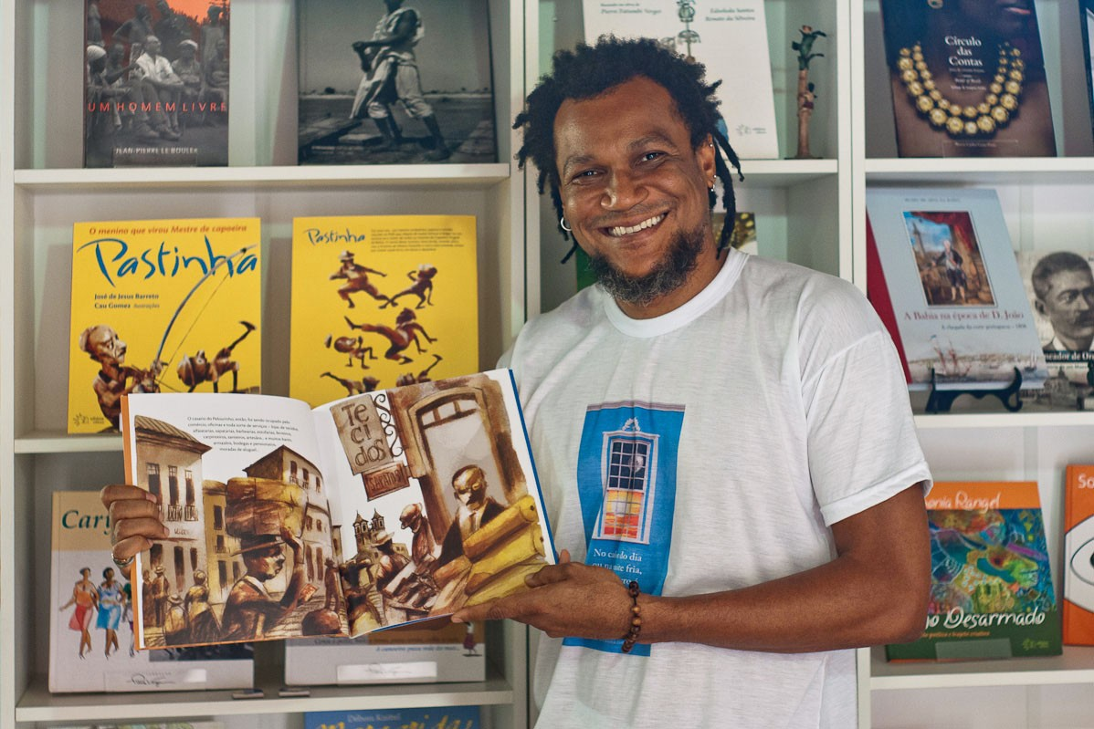 Portal Capoeira O menino que virou mestre de capoeira Pastinha Capoeira Notícias - Atualidades