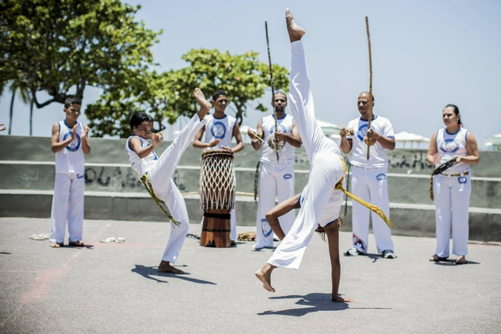 Red Bull Paranauê Capoeira Eventos - Agenda Portal Capoeira