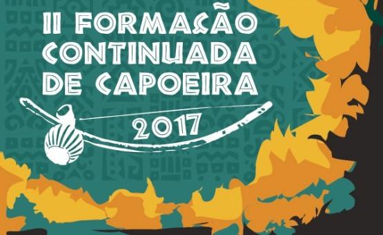 Curso gratuito de Formação Continuada de Capoeira no Cepeusp