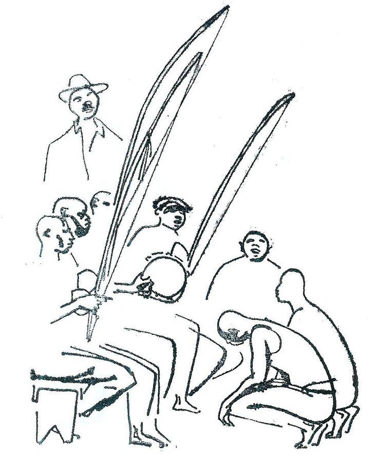 Portal Capoeira Juntos Aprendemos Contemplações